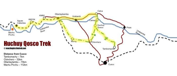 huchuy-qosqo-trek-map