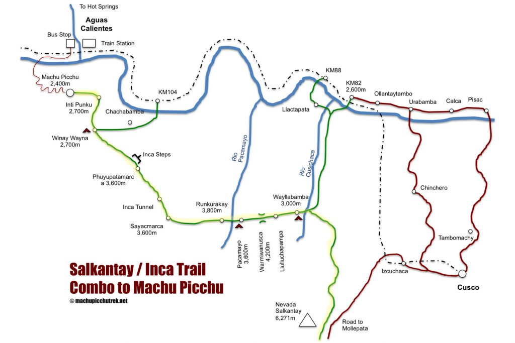 salkantay-inca-trail-to-machu-picchu-map