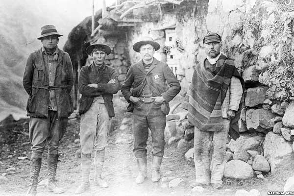 Hiram-Bingham-Discovering-Machu-Picchu