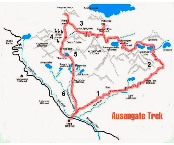 Ausangate Trek   Complete Guide to the Highest Trek in Peru