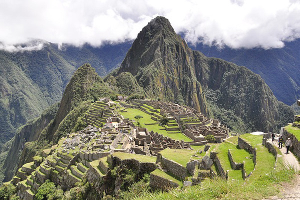 best time machu picchu